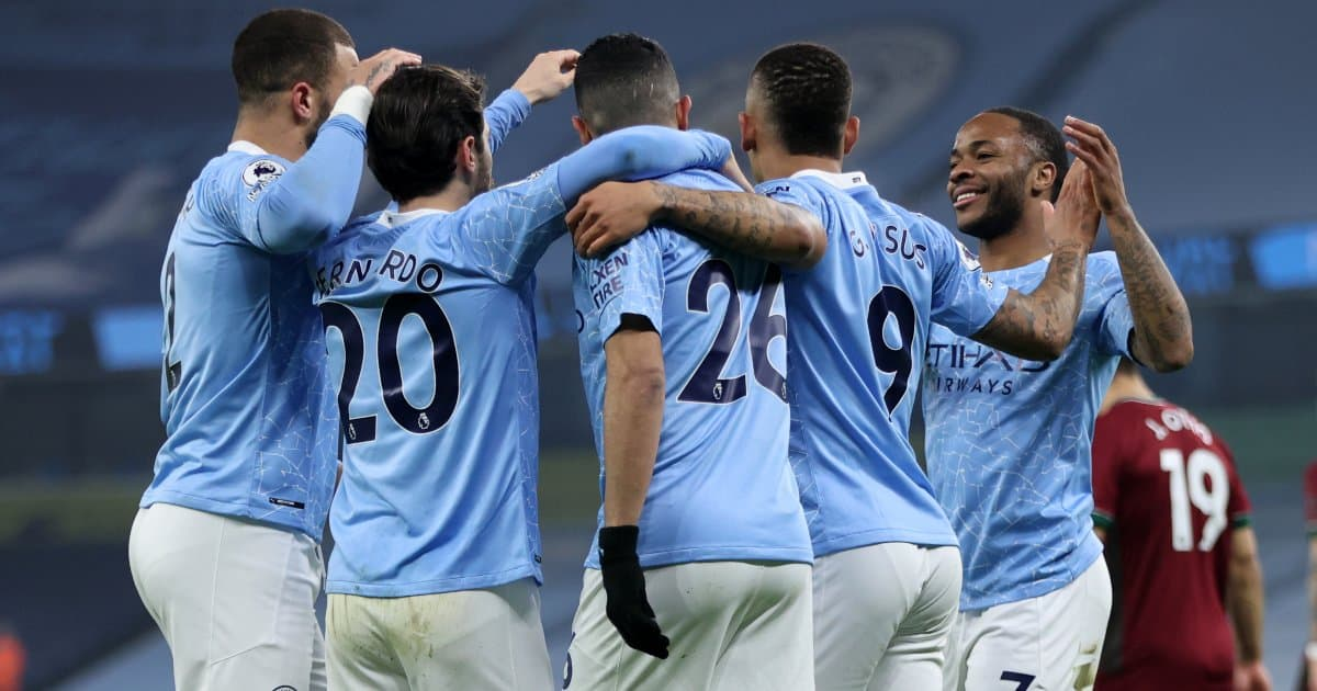 Manchester City 4-1 Wolves
