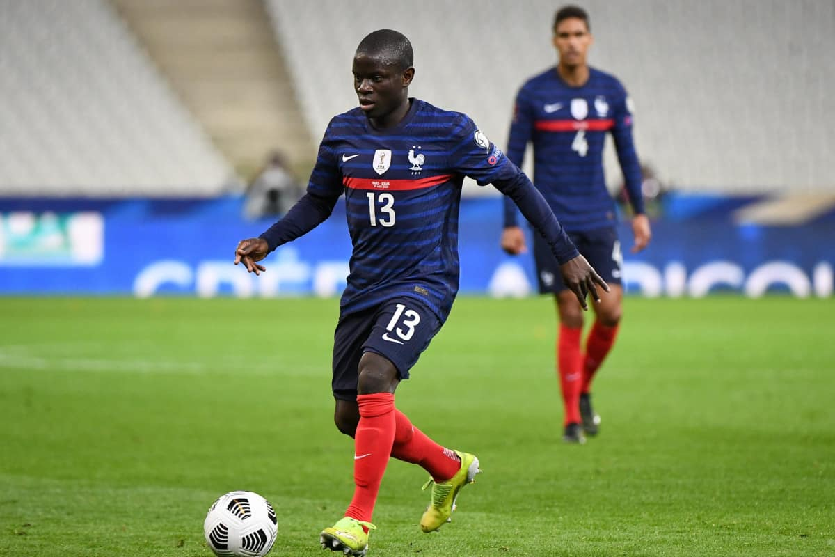 Chelsea provide blow on N'Golo Kante injury sustained in France international duty