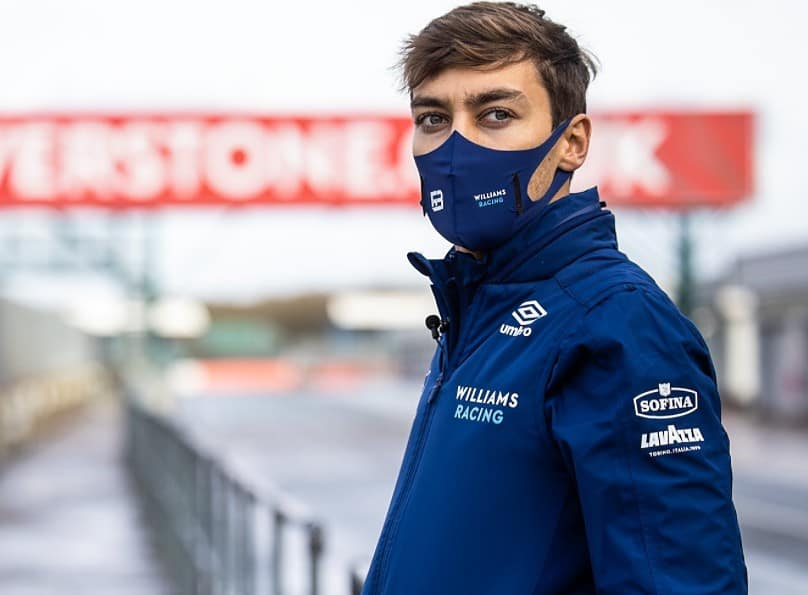 Williams Driver George Russell