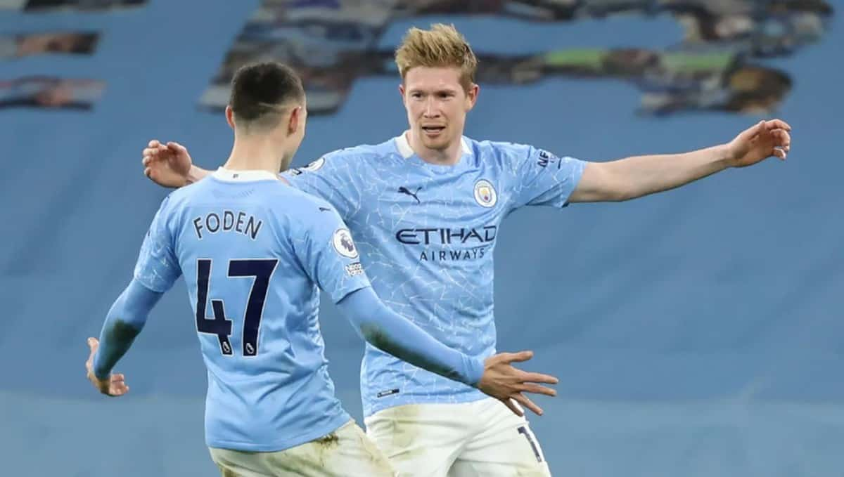 Kevin De Bruyne makes prediction on Phil Foden future amid debate over  international place
