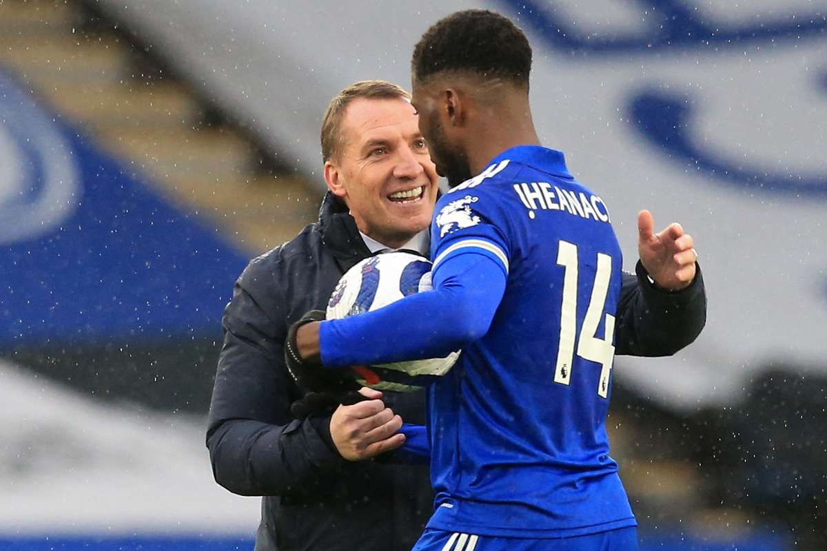 Brendan Rodgers reveals what he told Leicester City squad before FA Cup win over Manchester United