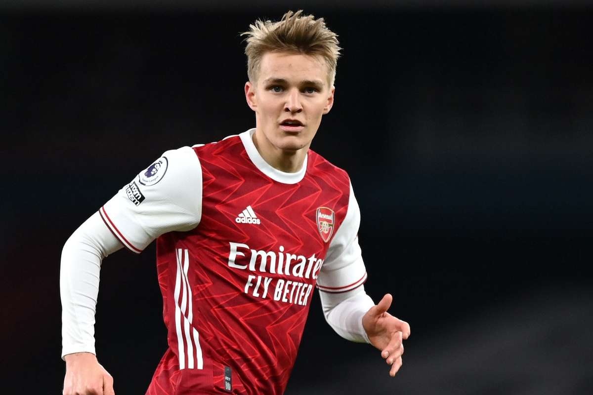 Martin Odegaard reveals one condition to return to Real Madrid amid Arsenal permanent transfer talks