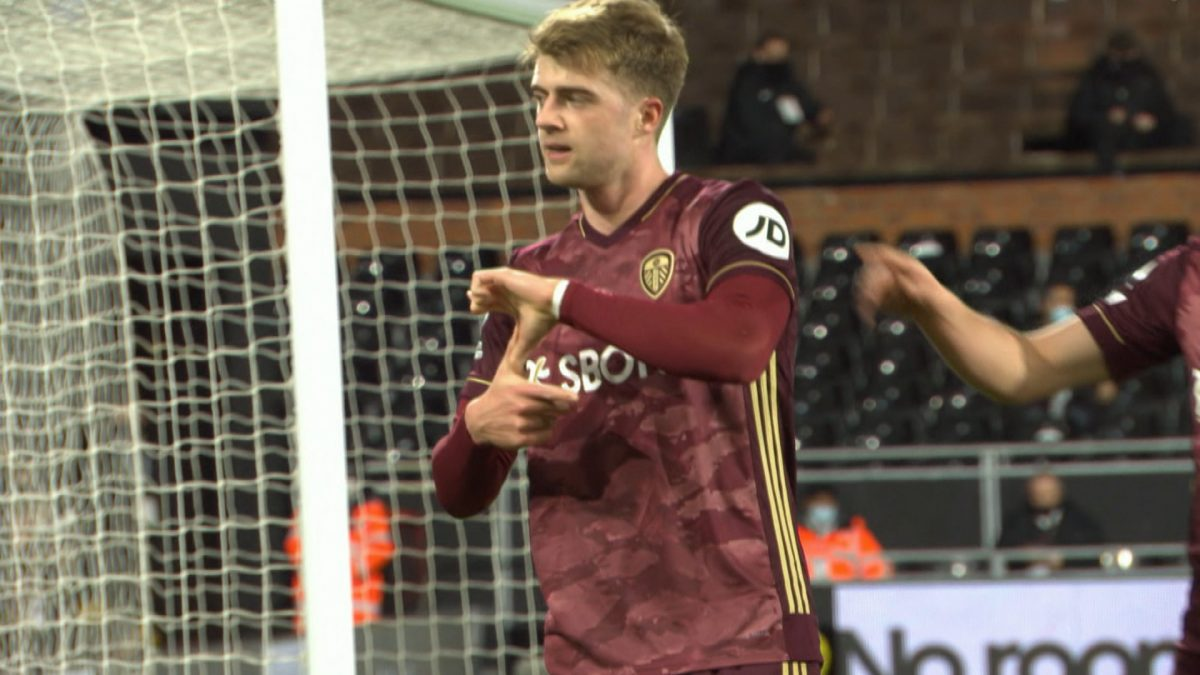 Patrick Bamford breaks his silence after missing out on England call