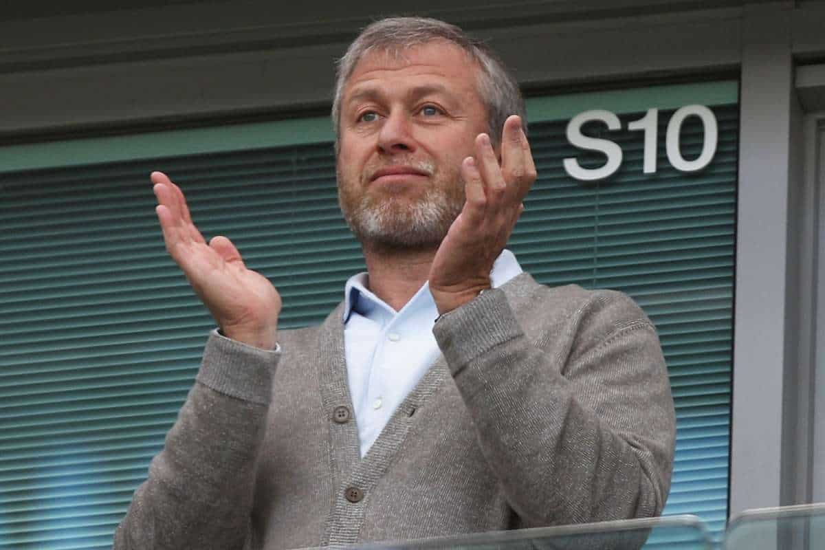 Roman Abramovich explains why Chelsea sack managers so often