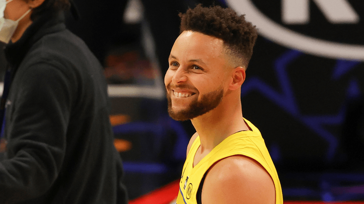 Stephen Curry for Golden State Warriors