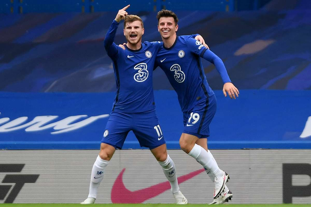 Mason Mount's value raises, while Timo Werner's drops: Chelsea's most valuable players list updated