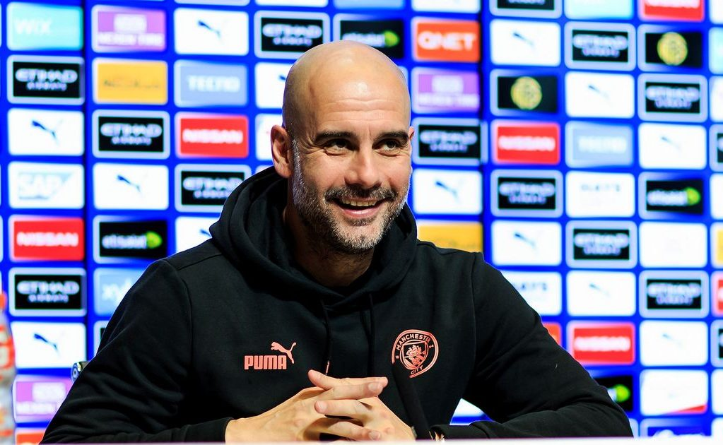 Pep Guardiola's press conference ahead of Crystal Palace