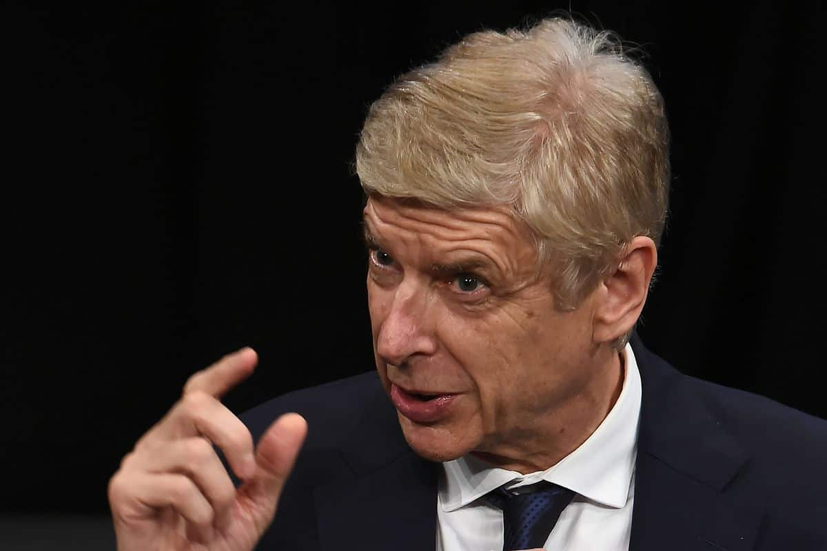 Arsene Wenger reveals the difference in Chelsea since Thomas Tuchel replaced Frank Lampard