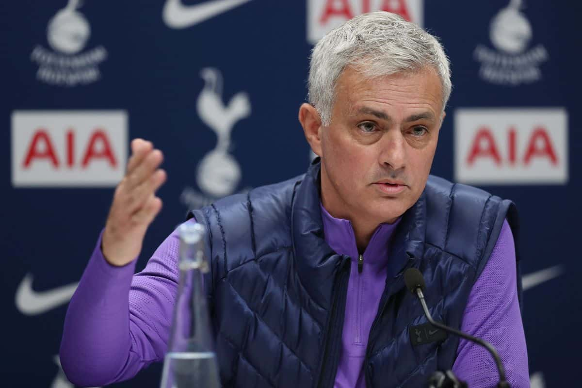 Press Conference: Jose Mourinho on Son's injury, Kane's future and more