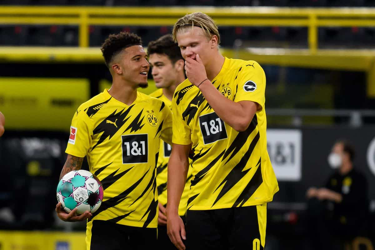 Manchester United set stance on Jadon Sancho ahead of Erling Haaland transfer meeting with Mino Raiola