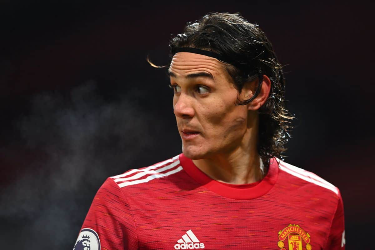 What Edinson Cavani has told Manchester United chief Ed Woodward over new contract
