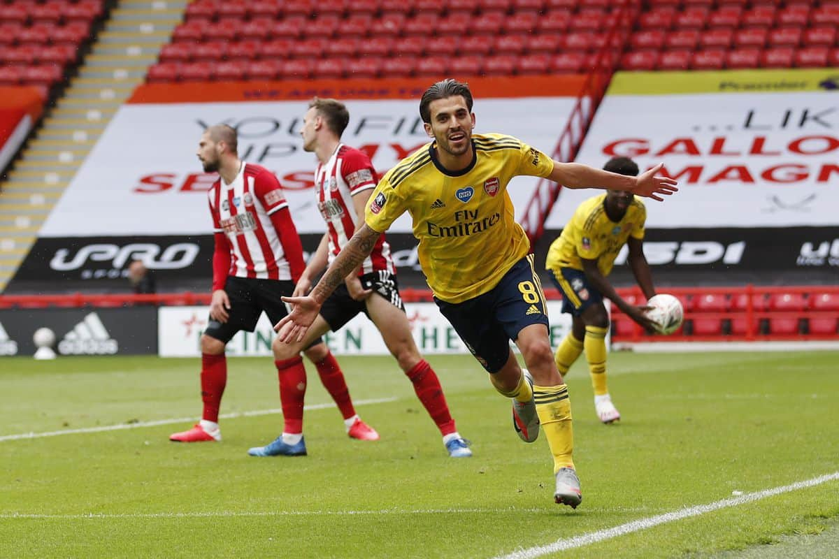 Match officials confirmed for Sheffield United vs Arsenal