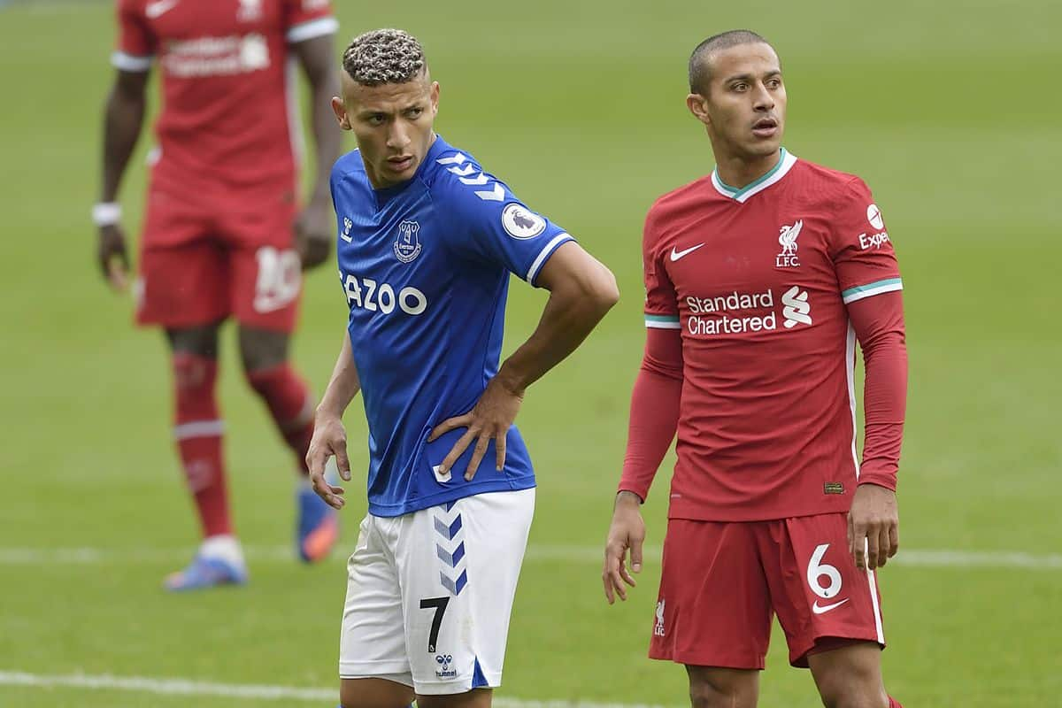 Everton's Richarlison throws shade at Liverpool on Instagram after Champions League loss to Real Madrid