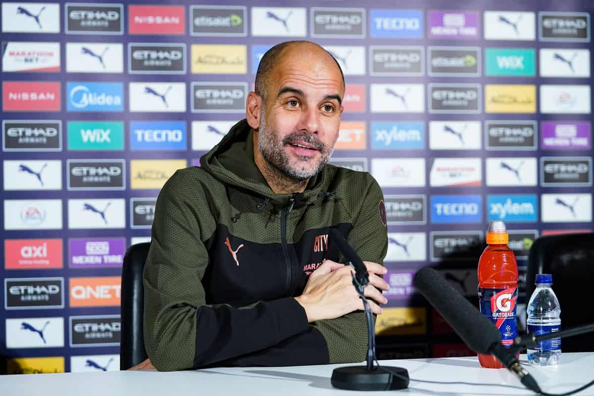 Press Conference: Pep Guardiola on De Bruyne, Aguero, Chelsea and more