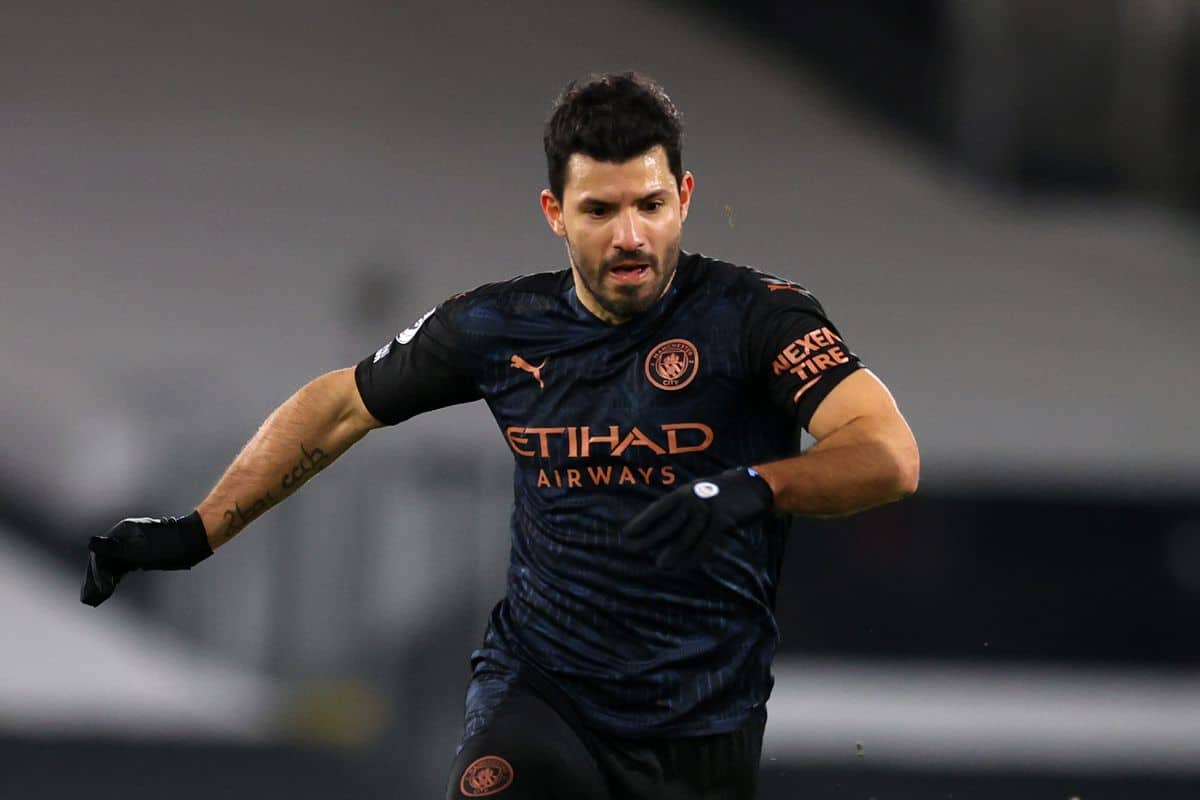 Sergio Aguero could get his dream shirt number if he completes Chelsea transfer