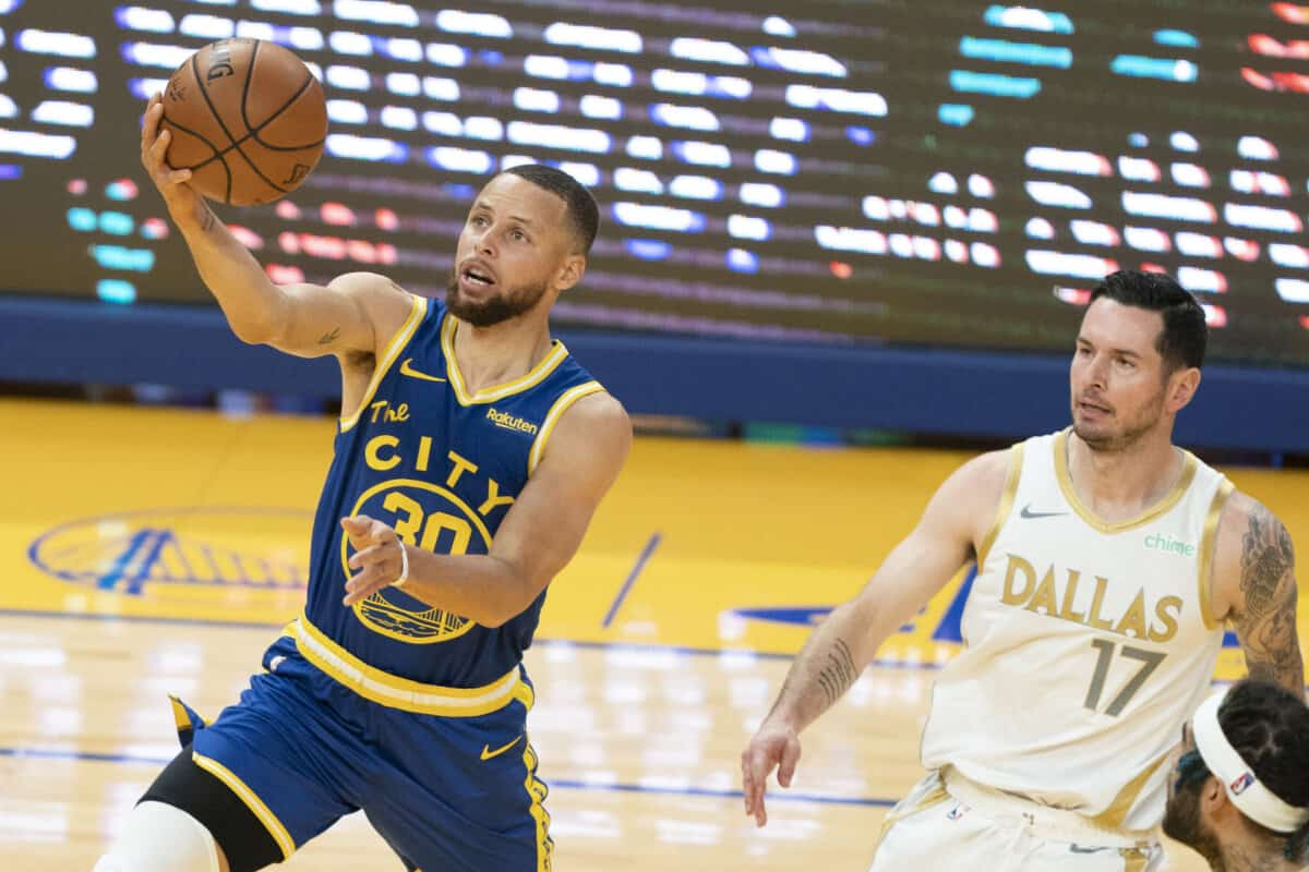 Stephen Curry's 91-word reaction to Warriors' shocking loss to Mavericks