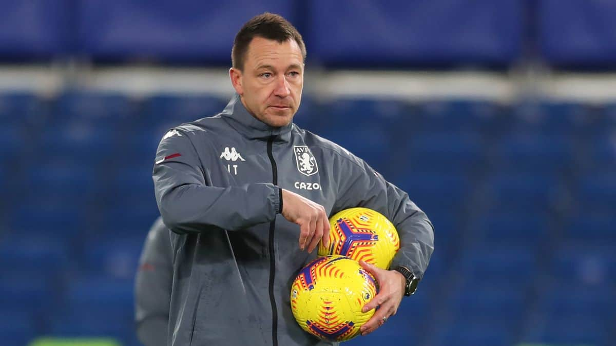 John Terry sends a message to Chelsea fans following protests outside Stamford Bridge