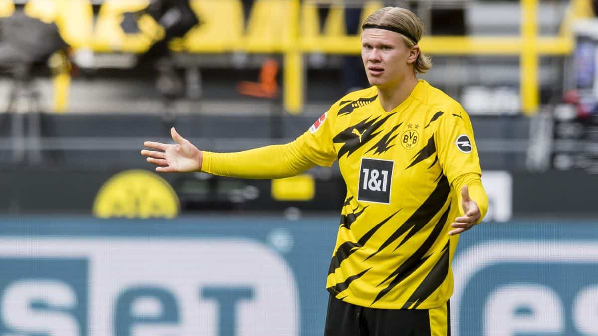 """He's so joining City in the summer!"". Manchester City fans notice what Erling Haaland said about Etihad Stadium"