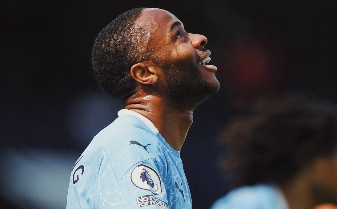 Raheem Sterling sends message as Manchester City lost to Leeds