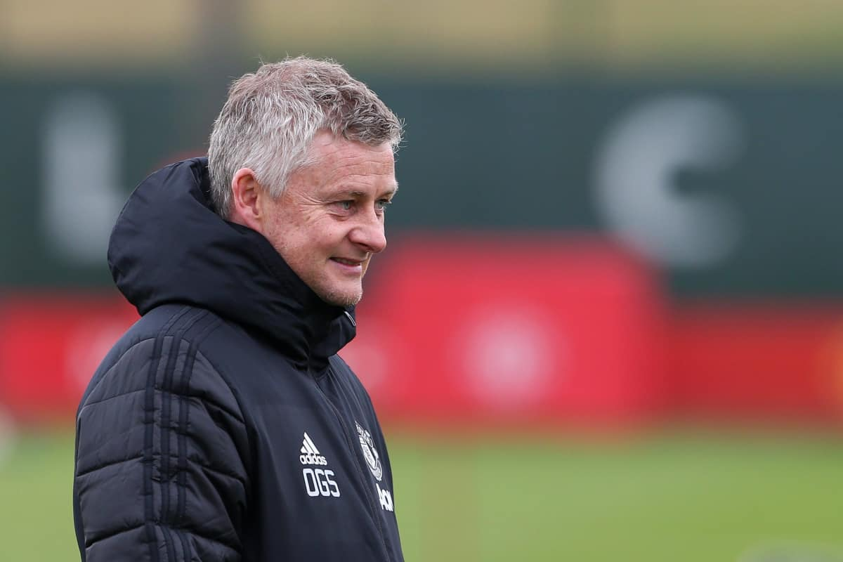 Solskjaer makes Man City title admission
