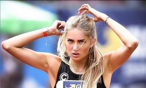 Top 10 Hottest Female Athletes in TOKYO 2020