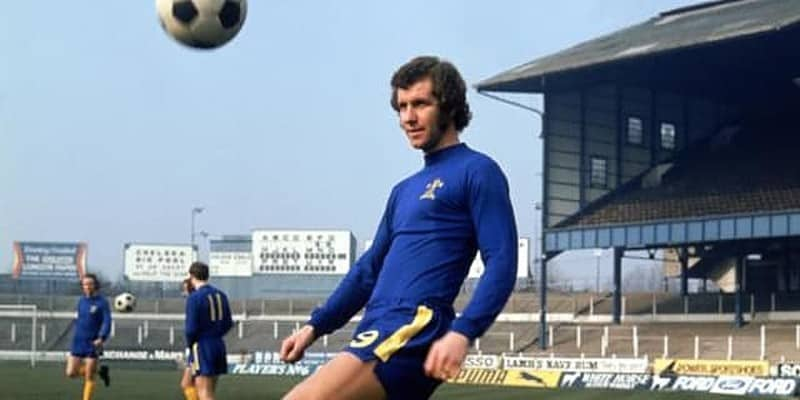 Peter Osgood of Chelsea FC