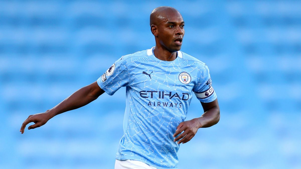 Fernandinho sends a message ahead of Manchester City's FA Cup clash with Chelsea