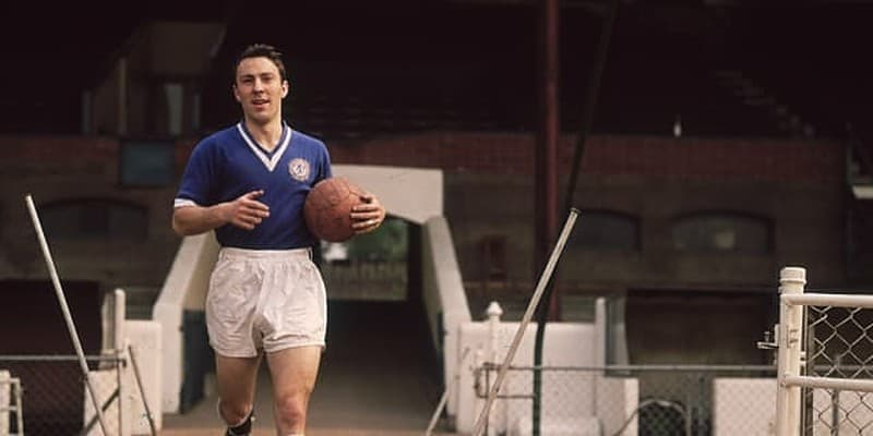Jimmy Greaves of Chelsea