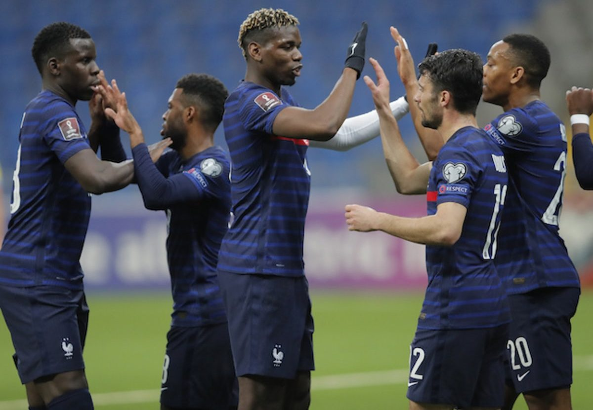Mbappe, Upamecano, Areola: France's predicted squad for EURO 2020