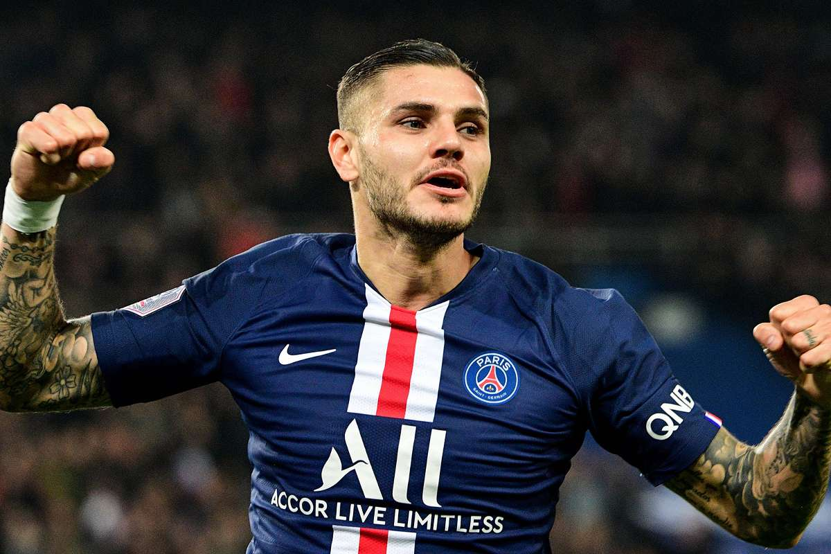 Mauro Icardi linked with a move to Man United