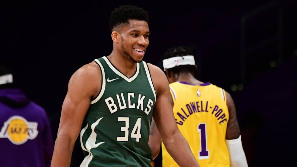 An injury update on Giannis Antetokounmpo and P.J. Tucker ahead of Minnesota Timberwolves
