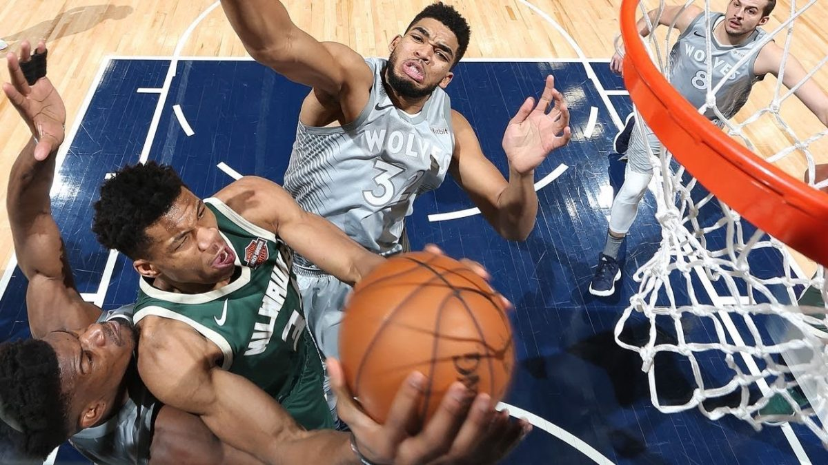 Timberwolves' Karl-Anthony Towns reveals how Giannis Antetokounmpo helped him