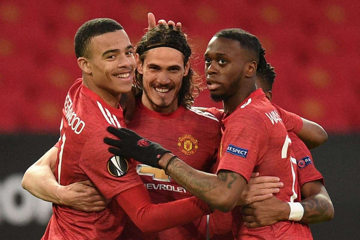 Manchester United squad for the Europa League semi-final clash with Roma in full