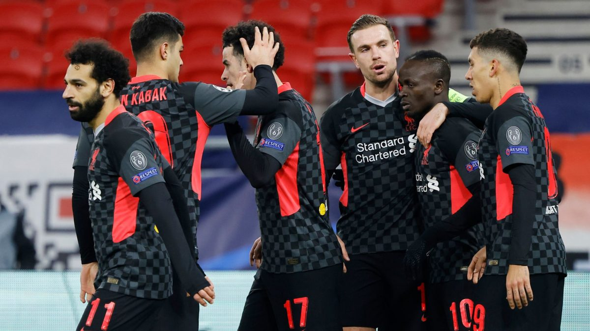 FiveThirtyEight: Supercomputer predicts chances of Liverpool reaching the Champions League semi-final, final and winning the final