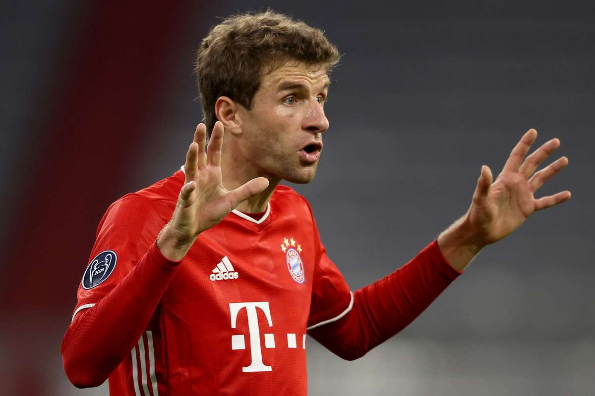 Thomas Muller sends warning to Manchester City ahead over Champions League title