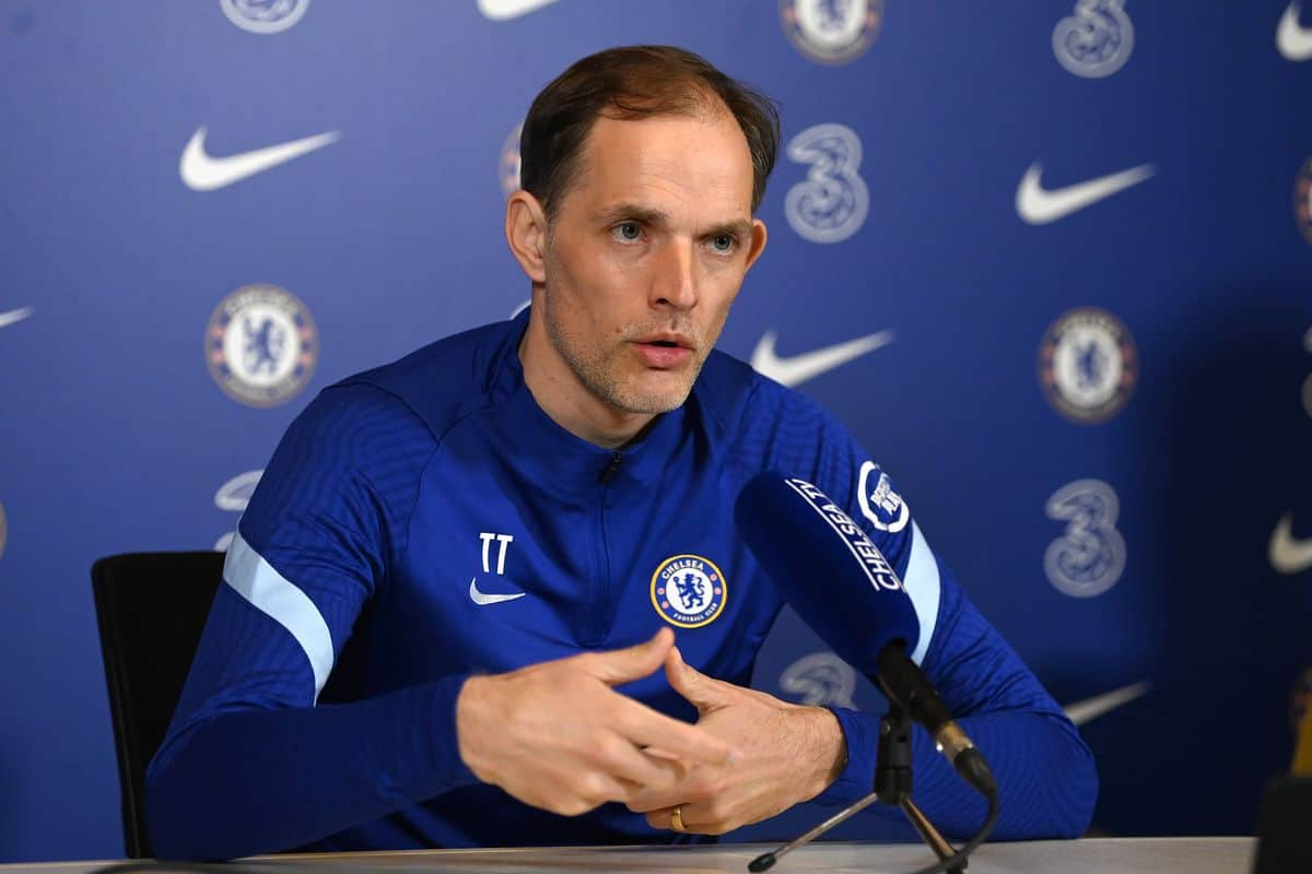 Press Conference: Thomas Tuchel on Kante, Kovacic, FA Cup final and more