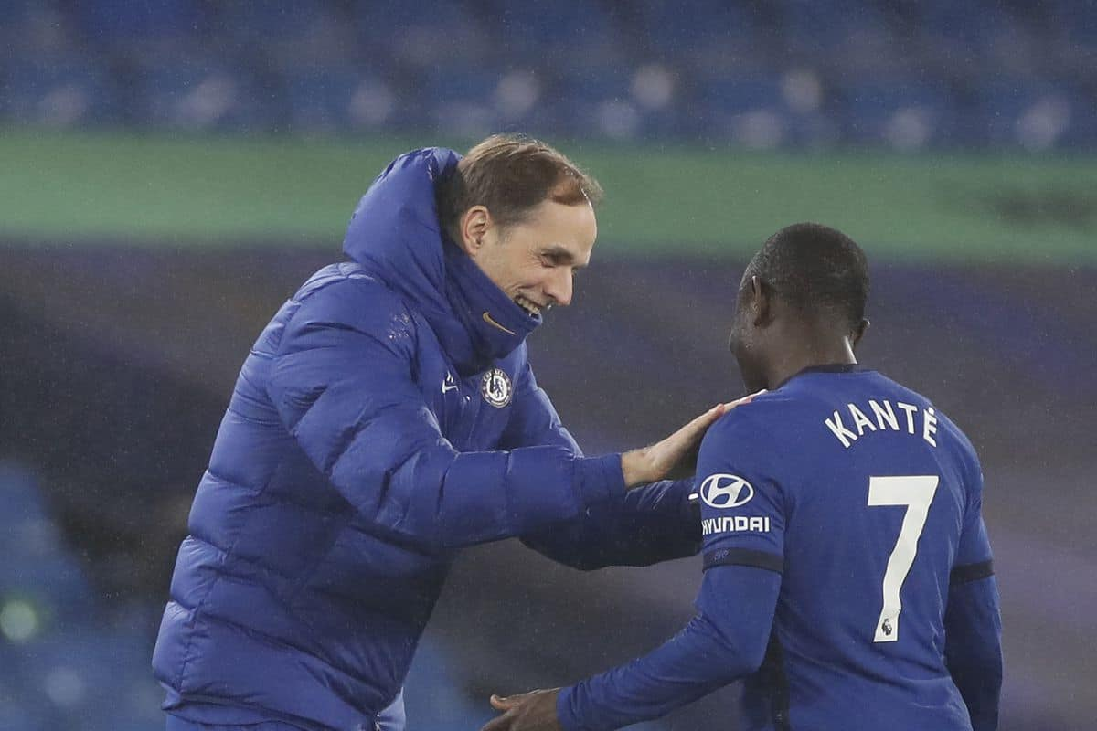 Thomas Tuchel provides worrying update on N'Golo Kante ahead of Chelsea's FA Cup final vs Leicester