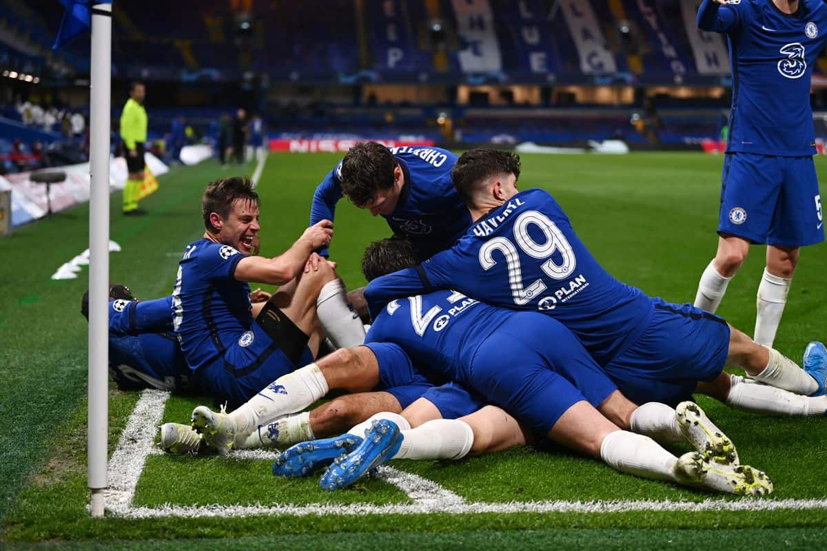 Chelsea's road to the UCL final and how they could line up against Manchester City