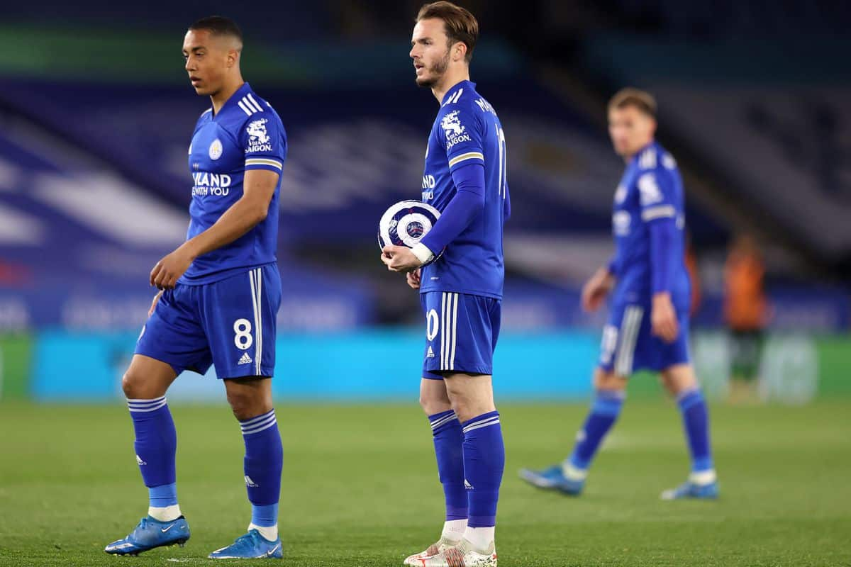 Leicester boss Brendan Rodgers drops James Maddison selection hint vs Chelsea in FA Cup final