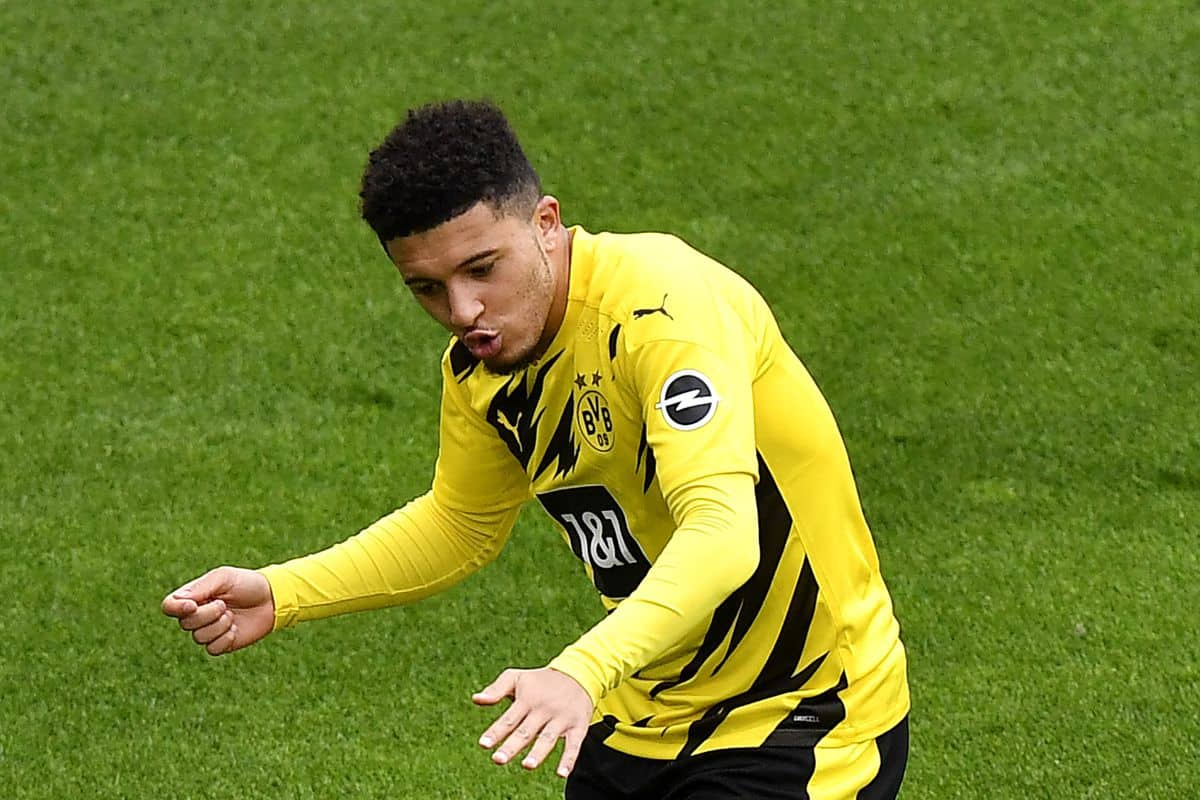 Borussia Dortmund set staggering price for Jadon Sancho amid Chelsea and Manchester United interest