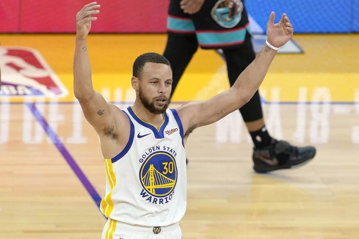 Warriors GM Myers revealed Steph Curry's contract extension plan