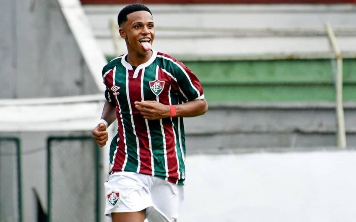 Manchester City's Kayky registers a goal and assist in 45 minutes of playtime for Fluminense
