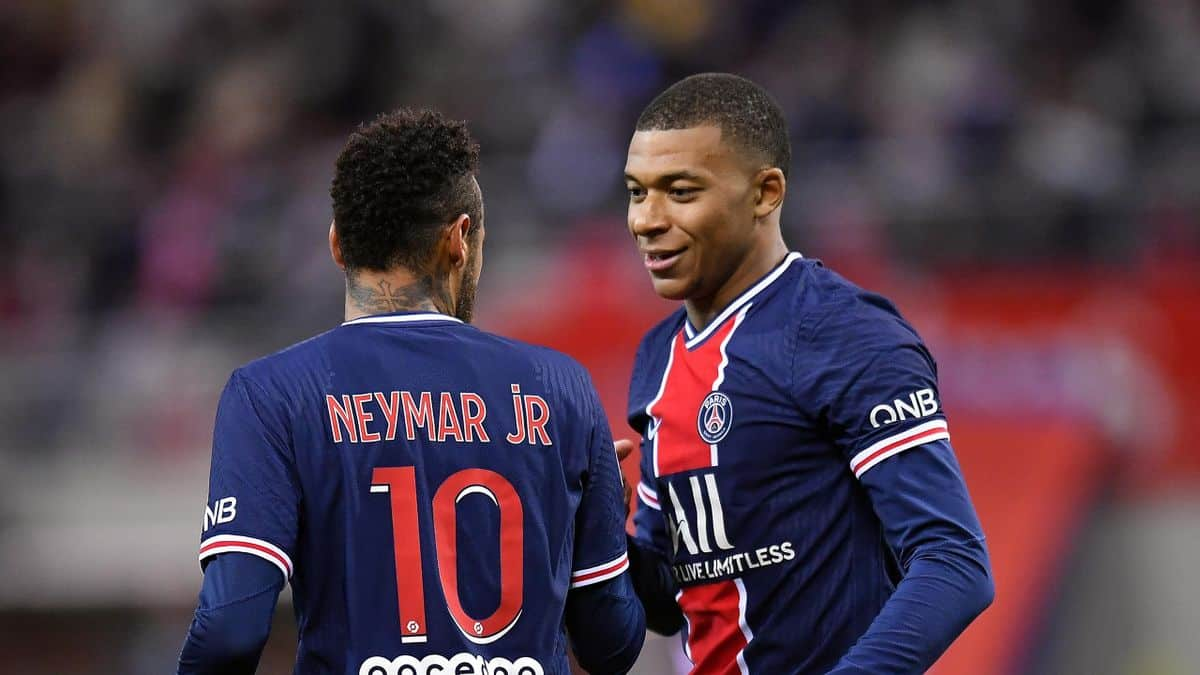 PSG name squad for Champions League clash with Manchester City