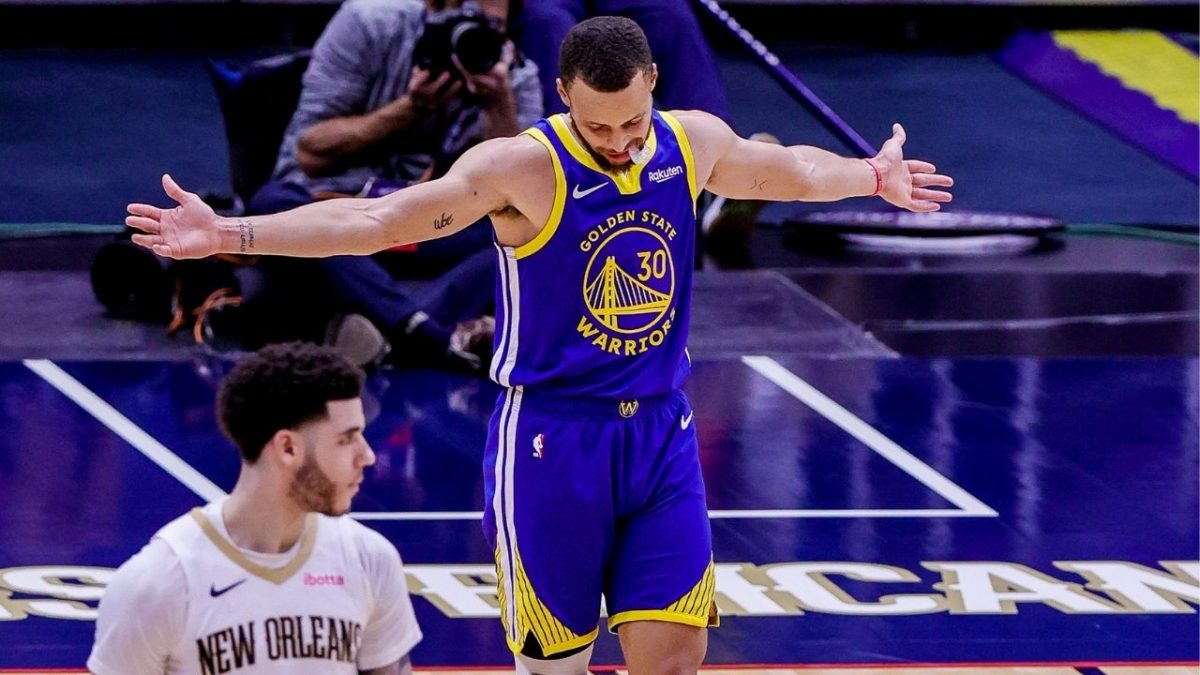 Stephen Curry shined as Golden State Warriors beat New Orleans Pelicans
