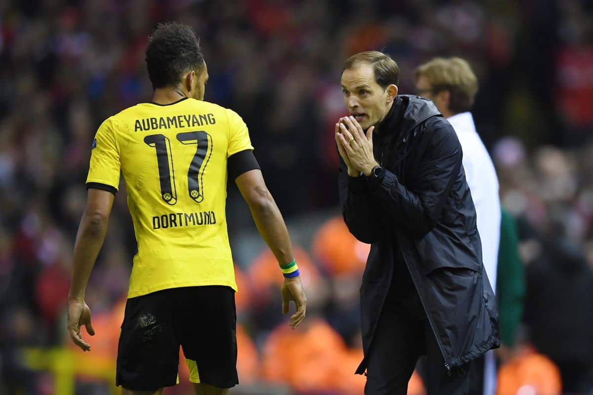 Thomas Tuchel has told Mikel Arteta the secret to getting best out of Pierre-Emerick Aubameyang at Arsenal