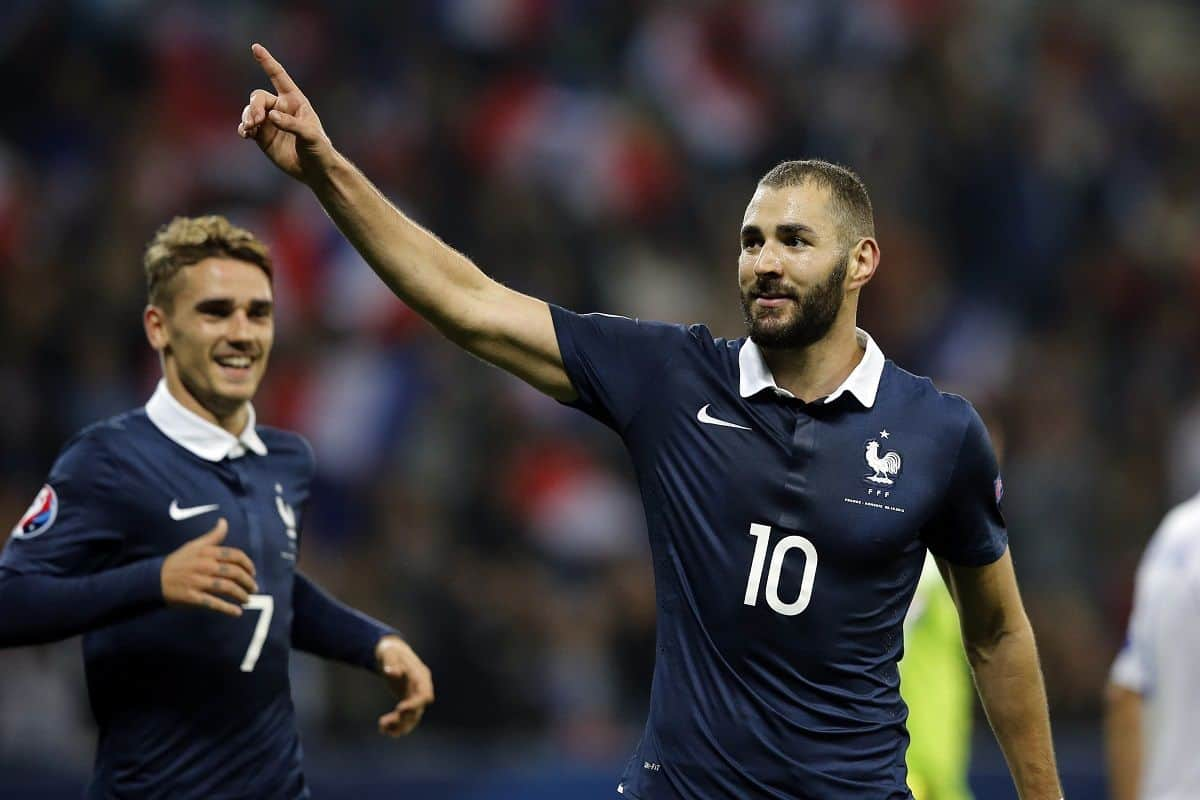 Benzema, Mbappe, Griezmann: How France's strongest lineup would look like in EURO 2020