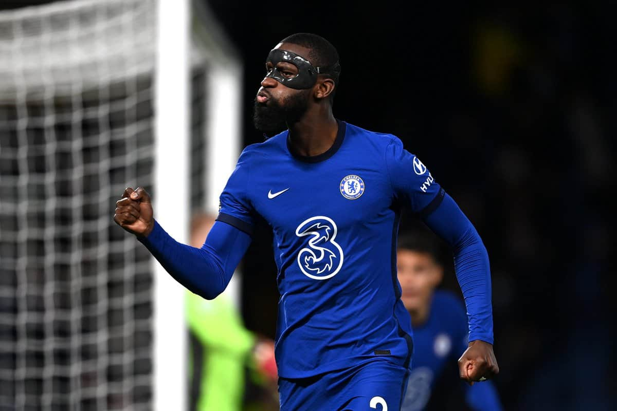 Antonio Rudiger sends message to Daniel Amartey after Chelsea bet Leicester for FA Cup incident