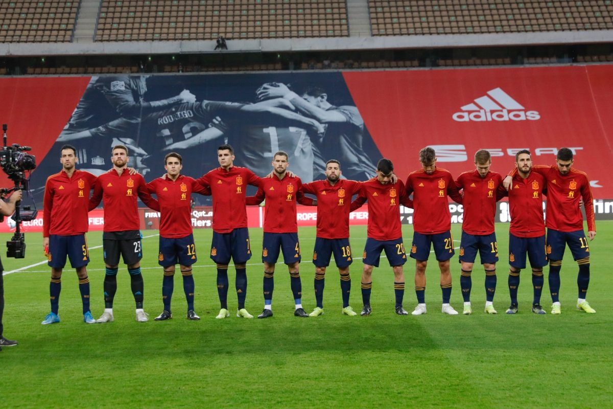 Spain's predicted squad for FIFA World Cup 2022