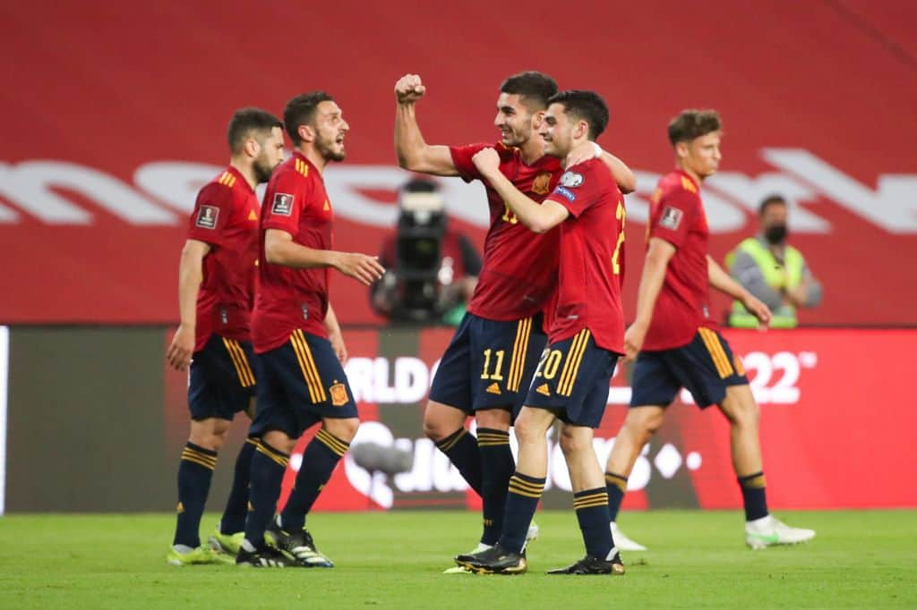How Spain's strongest lineup would look like in EURO 2020