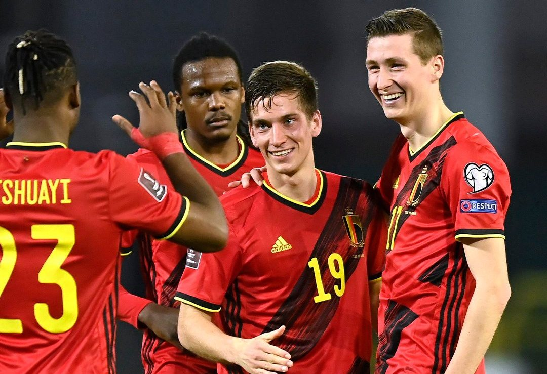 Belgium's predicted squad for FIFA World Cup 2022